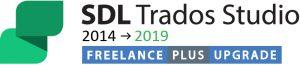 JAUNINĀŠANA no SDL Trados Studio 2014 plus Freelance uz SDL Trados Studio 2019 Freelance plus latvija
