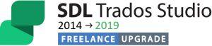 JAUNINĀŠANA no SDL Trados Studio 2014 Freelance uz SDL Trados Studio 2019 Freelance latvija