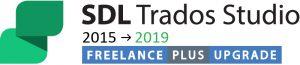 JAUNINĀŠANA no SDL Trados Studio 2015 plus Freelance uz SDL Trados Studio 2019 Freelance plus latvija