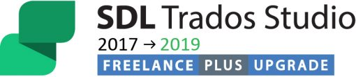 JAUNINĀŠANA no SDL Trados Studio 2017 plus Freelance uz SDL Trados Studio 2019 Freelance plus latvija